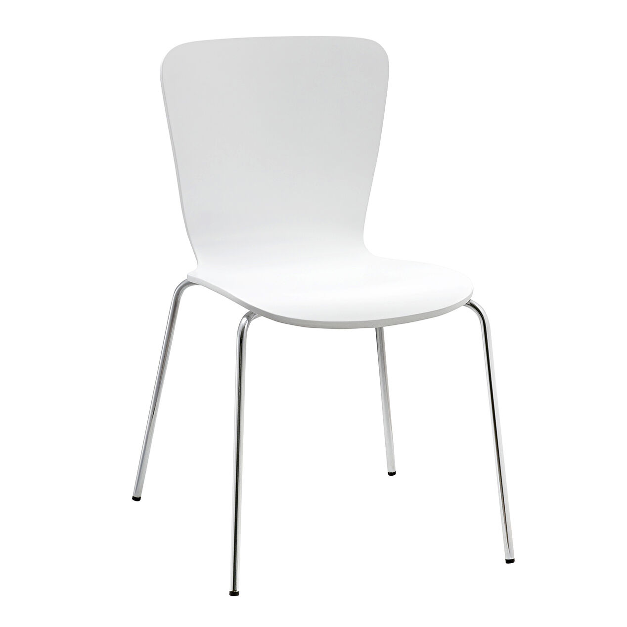 Bentwood chairs white - Bentwood White Dining Chair