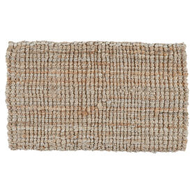 Picture of Jute Boucle Accent Rug