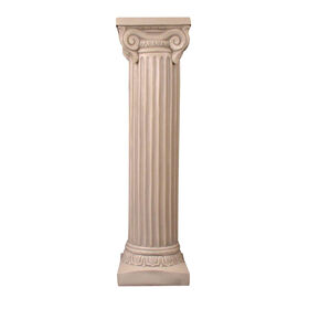 Picture of Gray Pedestal
