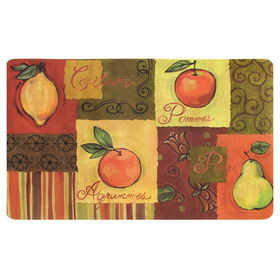 Picture of Fruit Collage Doormat 18 X 30-in