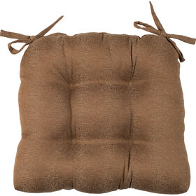 Picture of Zia Chair Pad - Beige, 17 x 17-in.