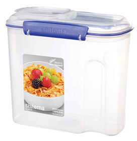 Picture of 94-oz SIstema USA Klip It Cereal Container
