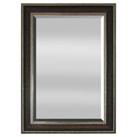 Picture of SMPB 24X36 WOOD MTLCBRDR DRFT