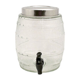 Picture of 1.3Gal. Barrell Drink Dispenser