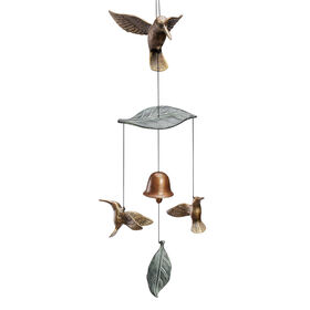 Picture of 22IN HUMMINGBIRD TRIO CHIME