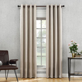 Picture of Stone Hayworth Window Curtain Panel 95-in