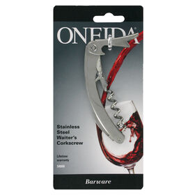 Picture of Stainless Steel Waiter Corkscrew