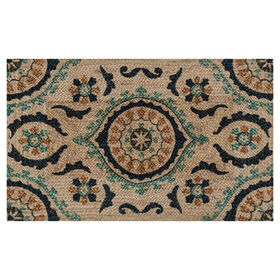 Picture of Merced Blue Teal Rug 27x45-in.