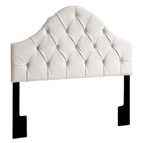 Picture of Tuxedo King Headboard, Natural