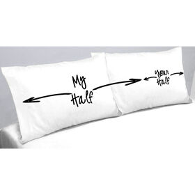 Picture of My Half Pillowcase- 2 Pack