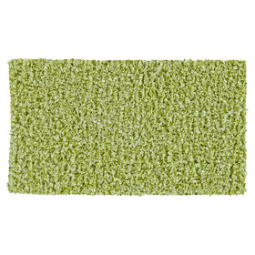 Picture of Lime Shiny Fur Shag Accent Rug- 27x45 in.