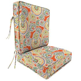Picture of Amanda Poppy 2 Piece Deep Seat Cushion