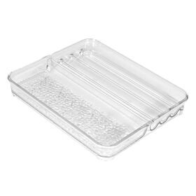Picture of Rain Vanity Cosmetic Tray, Clear