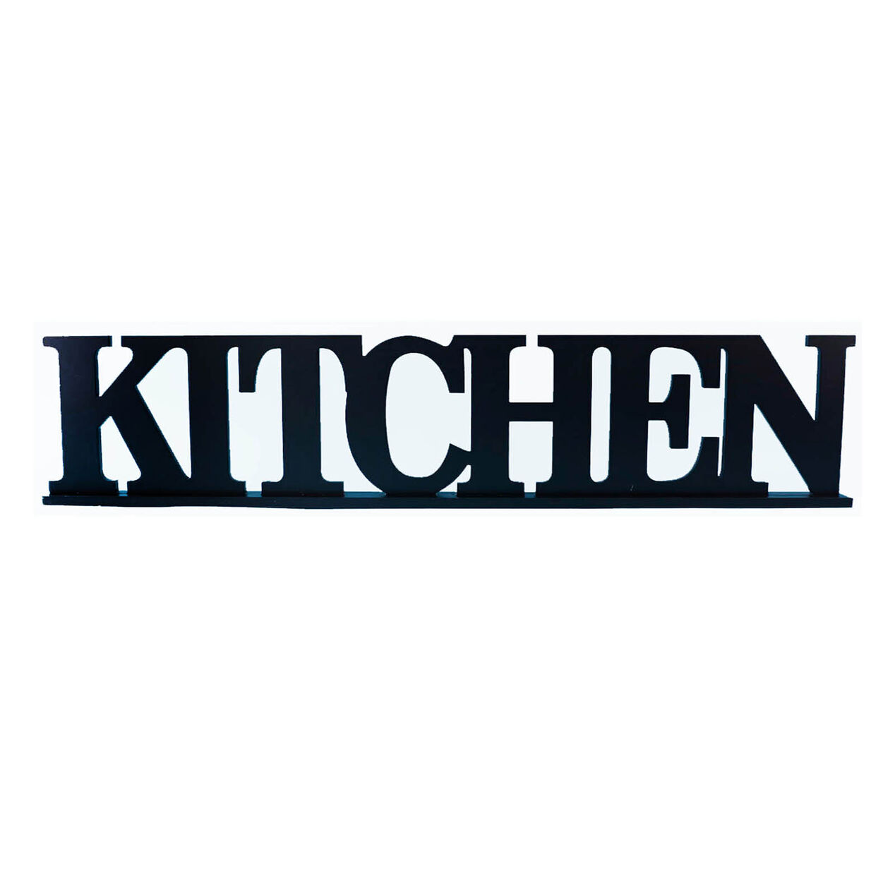 35.5 x 10 u0026quot;Kitchenu0026quot; Word on Base - At Home