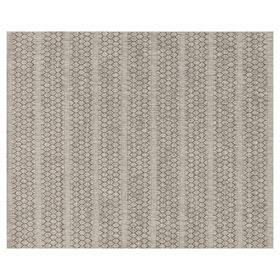 Picture of E131 Grey Textured Rug