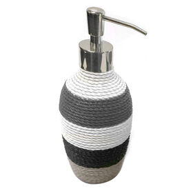 Picture of ROPE GRY/WHT DISPENSER