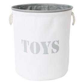 Picture of TOYS SOFT HAMPER SILVER 3A