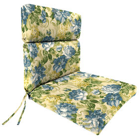 Picture of Garden Scroll Steel Hinged Chair Cushion