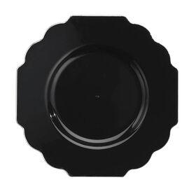 Picture of S/10 DESSERT BAROQUE BLACK