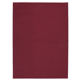 Picture of D139 Red Town Square Rug