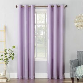 Picture of Lavender Tegan Window Curtain Panel 84-in