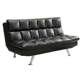 Picture of Sundown Adjustable Sofa Daybed - Black