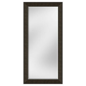 Picture of 24 X 58-in Bronze Beveled Mirror