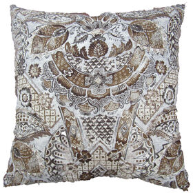 Picture of BYZANTINE DAMASK DESERT 24IN