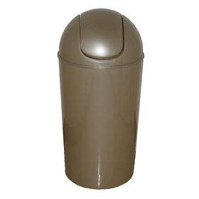 Picture of 56 Quart Swing Bin Basket - Titanium Metal