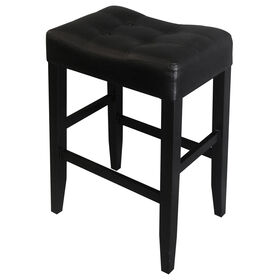 Picture of HK Madison 29-in Barstool - Black