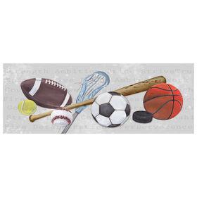 Picture of 12 X 36-in Sports Balls Children's Studio Art