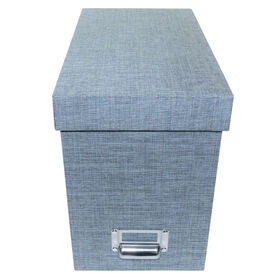 Picture of FILE BOX-GREY