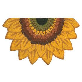 Picture of 22X36 COIR SUNFLOWER SHAPED