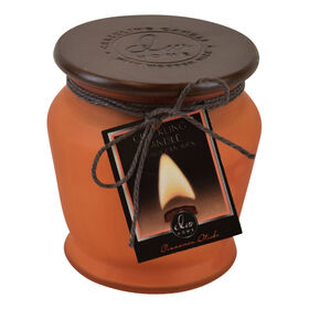 Picture of Spiced Pumpkin Filled Candle (10 oz)
