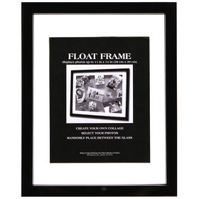 Picture of 11 X 14-in Black Float Frame