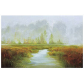 Picture of Place of Peace Canvas Art- 36x60 in.