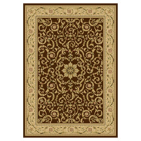Picture of Brown Jolie Rug 5 X 7 ft