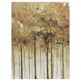 Picture of GA TEX 30X40 HP GOLDEN FOREST