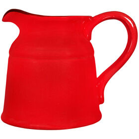 Picture of Large Turino Pitcher, Red