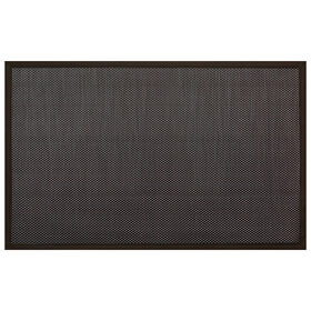 Picture of E1 Brown PVC Rug- 5x7 ft
