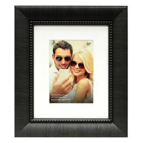 Picture of 5 X 7-in Black & Gray Vixen Picture Frame