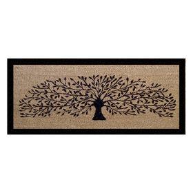 Picture of Tree Double Doormat 20 X 46-in