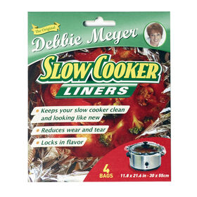 Picture of Debbie Meyer Slow Cooker Liners - set of 4
