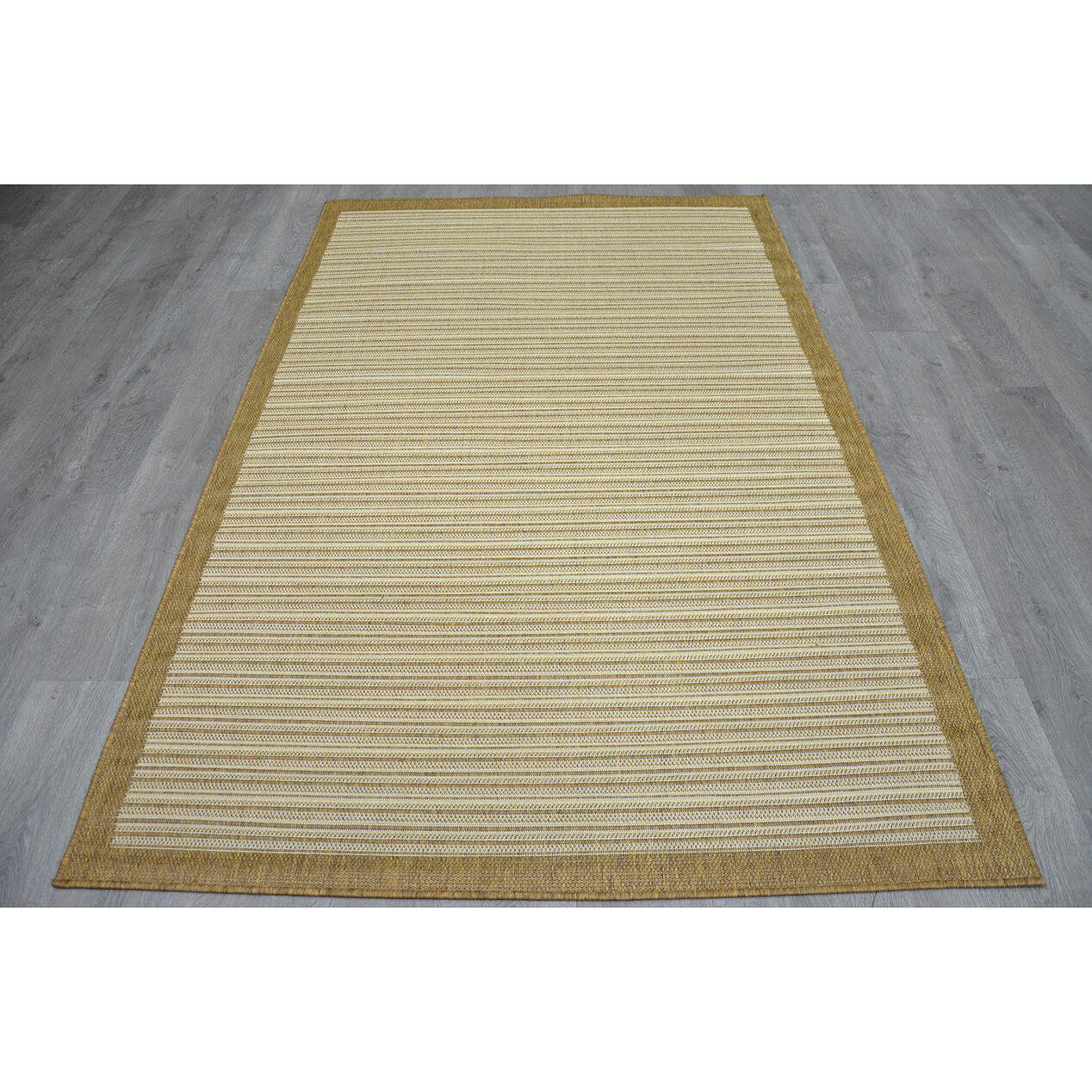 Brown Miami Outdoor Rug 8 X 10 Ft At Home