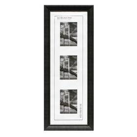 Picture of 12 X 36-in Dark Gray Vixen Beaded Poster