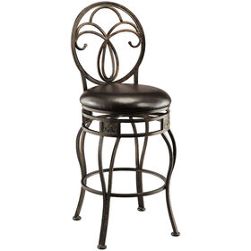 Picture of HK Valerie 30-in Swivel Barstool