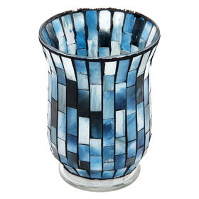 Picture of MOSAIC BLUE CNDHLD 5.9X4X4