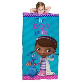 Picture of Doc McStuffins Sleeping Bag