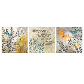 Picture of 10 X 30-in Happy Nature Accent Art- Set of 3