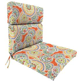 Picture of Amanda Poppy Steel Hinged Chair Cushion